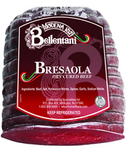 Bresaola dry cured Beef - 2 pieces x 2.2 Lb (4.4 LBS TOTAL)