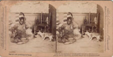 Children/Infants 1890s Collectable Antique Stereoviews