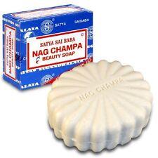 5 Pcs X 150 Grams Each -Satya Nag Champa Natural Beauty Soap Bar-Original