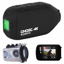 Drift HD GHOST 4K MC PACK LCD Screen & Case Free Action Waterproof Helmet Camera