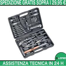 Valigetta attrezzi cassetta da lavoro set kit di utensili 63 pezzi officina KWB