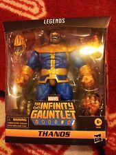 "Hasbro Marvel Legends Series Thanos Deluxe 6"" Action Figure"
