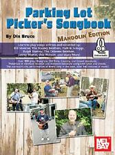 PARKING LOT PICKER'S SONGBOOK MANDOLIN EDITION BOOK NEW