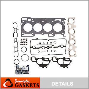 Head Gasket Set Fits 07-12 Nissan Cube Versa Sentra 1.8 2.0 MR20DE MR18DE