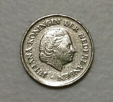 Netherlands Coin 25 cent 1971