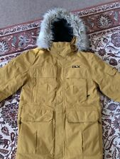 Trespass DLX Fur Trim Parka Size M
