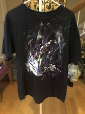 Blizzard Shirt Black Large Starcraft