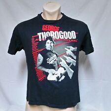 VTG 1988 George Thorogood T Shirt Destroyers Tour Concert Rock 80s Tee Band XL