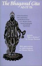 BHAGAVAD GITA AS IT IS A. C.Bhaktivedanta Swami Prabhupada abridged soft cover