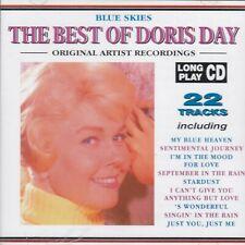 Doris Day - Blue Skies: The Best Of [CD 1994]