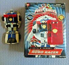 POWER RANGERS TURBO  DELUXE ROBO RACER IN BOX ~TOY FIGURE ONLY