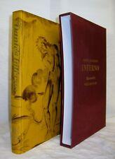 Inferno Dante Alighieri - Folio Society - Illustrated by William Blake - 1998
