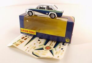 Luso Toys N° M17 Fiat 131 Abarth 1/43 New IN Box