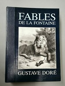 FABLES DE LA FONTAINE - 320 illustrations de GUSTAVE DORE .