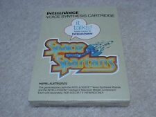 Intellivision Space Spartans CIB NEW/SEALED shrinkwrapped
