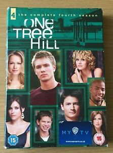 One Tree Hill Complete Fourth 4th Season DVD