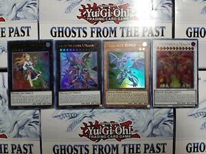 Yu-Gi-Oh Ghosts from the Past 1st Edition Ultra Rare - YOU PICK FROM LIST!