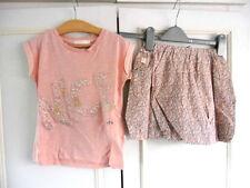 Vêtements rose coton mélangé pour fille de 4 à 5 ans