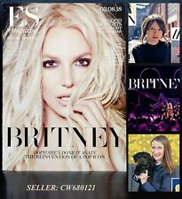 BRITNEY SPEARS PIECE OF ME TOUR TYLER WETHERALL ORLA KIELY ES MAGAZINE AUG 2018