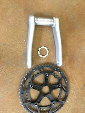 Cannondale Hollowgram Si 10 Or 11 Spd BB30 Crankset Cranks Size 170 39/53 Ring's