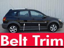 Pontiac VIBE CHROME BELT TRIM 03 04 05 06 07 08 09