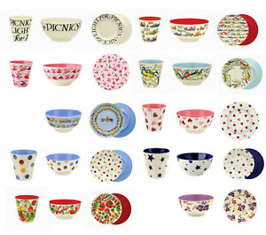 Emma Bridgewater Melamine Picnic, Children Plates Cups and Bowls