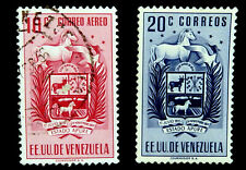 Venezuela Stamps 1953 / Coat of Arms , State of Apure    - Used