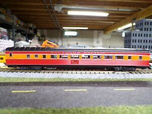 N Scale Southern Pacific Morning Daylight Chair Car (SPD 3)