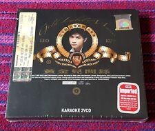 Leo Ku ( 古巨基 ) ~ 古巨基 - 黃金見聞錄卡拉OK (2VCD) ( Malaysia Press ) Vcd
