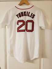 Boston Red Sox Majestic Youth XL Kevin Youkilis #20 Jersey