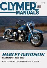 Harley-Davidson Panhead Motorcycle (1948-1965) Service Repair Manual