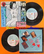 LP 45 7'' CULTURE CLUB It's a miracle Love twist 1984 uk BOY GEORGE cd mc dvd(*)