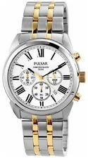 Púlsar (By Seiko) - pt3015-reloj Hombre-Chrono-nuevo-en su embalaje original