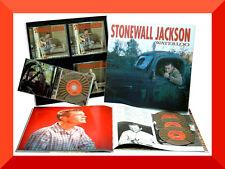 Stonewall Jackson , Waterloo   ( 4_CD + Booklet )