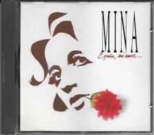 "MINA - RARO CD FUORI CATALOGO 1992 "" ESPANA,MI AMOR ... """