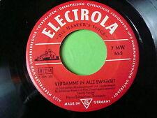 Blues Vinyl-Schallplatten-Singles (1970er) mit Pop