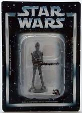 Figurine collection Atlas STAR WARS IG-88 Guerre des Etoiles Figure