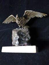 Adler mit WK I Orden auf Marmorsockel