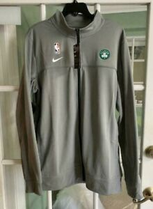 Nike NBA Boston Celtics  Therma Flex Showtime Sweater Gray AV1648-002 Size M
