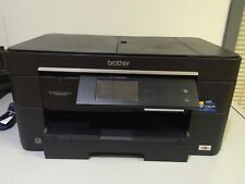 Brother MFC-J5520DW Business Series Color Photo Wireless Inkjet Printer Scanner