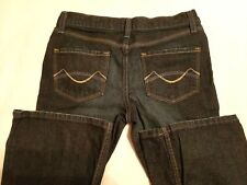 Mossimo Denim Jeans Junior Girls Size 7 Low Rise Flare