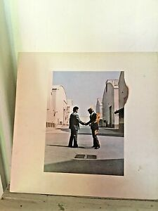 PINK FLOYD - 'WISH YOU WERE HERE' DOUBLE ALBUM LP FACTORY SAMPLE RARE UK