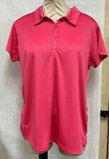 NWT Ladies Pink Sportsman Top Size XL By World Wide Sportsman