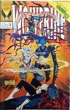 MARVEL FUMETTO WOLVERINE N.47 1993 PLAY PRESS OTTIMO