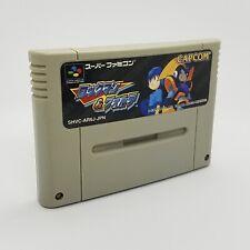 Jeu - Rockman Forte Megaman Bass Nintendo - JAPANESE - SFC - Super Famicom SNES
