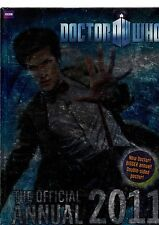 Doctor Who annual 2011 (hardback)