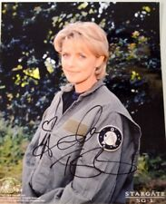 Stargate Signed Photograph Amanda Tapping