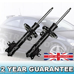 VAUXHALL ASTRA H MK V 5 PAIR FRONT SHOCK ABSORBERS SHOX SHOCKERS SHOCKS ABSORBER