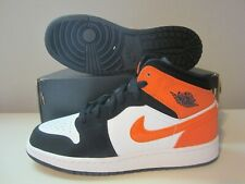 (554725 058) NIB Air Jordan 1 Mid SHATTERED BACKBOARD sz 4.5Y Youth $90