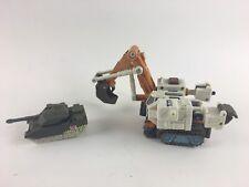Vintage lot of 2 Transformers Guzzle Armada Hoist No Refute Action Figure Takara